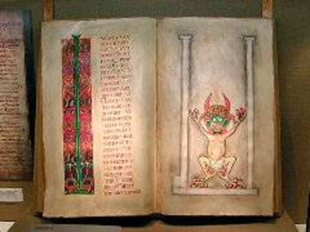 A copy of the Codex