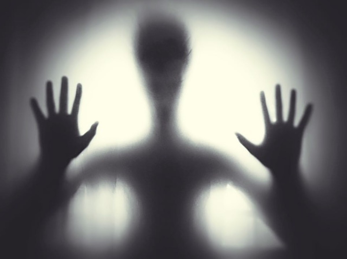 Aggressive male entities terrorized Doris Bither and set the paranormal world on its ear.