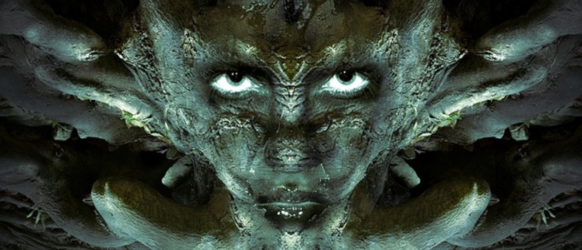 Did these beings spring from Bither's subconscious mind or was this a real case of paranormal encounters with malevolent entities out to harm?