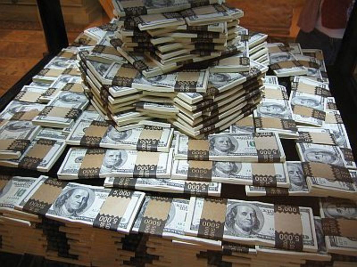 Money: The ultimate prosperity symbol?