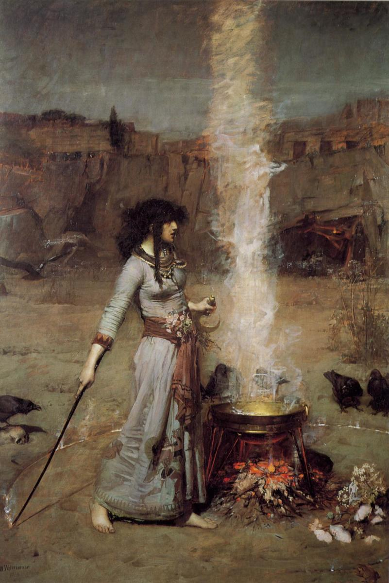 Single women were the most suspected of witchcraft due to the drain on society.