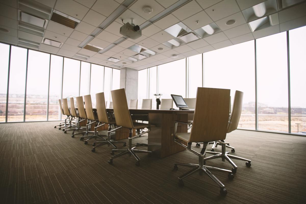 Capricorns are born leaders who will climb the corporate ladder.