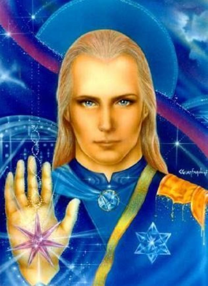 Nordic alien are described as having pale skin and bright blue eyes.