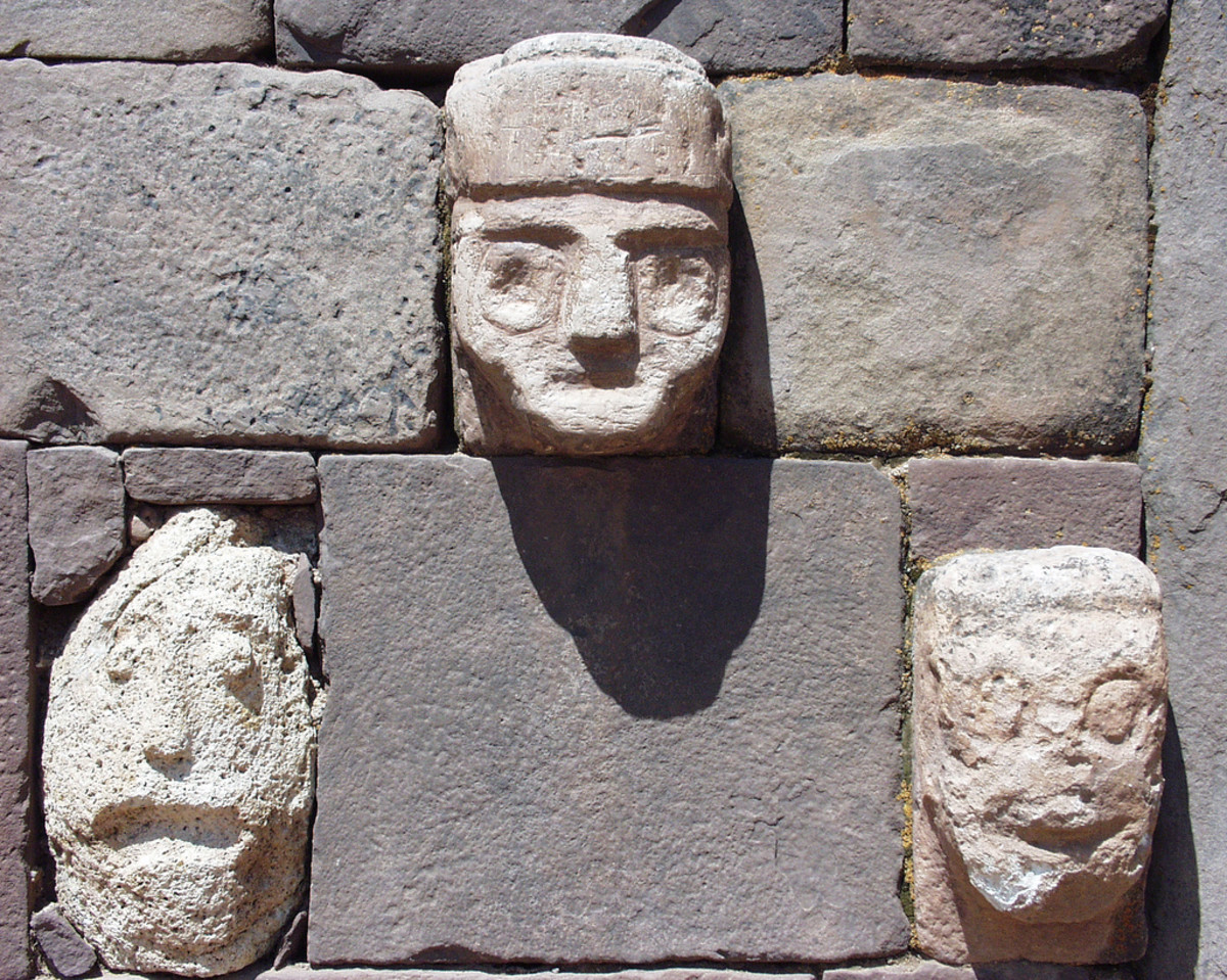 Ancient Mysteries: Puma Punku in Tiahuanaco, Bolivia