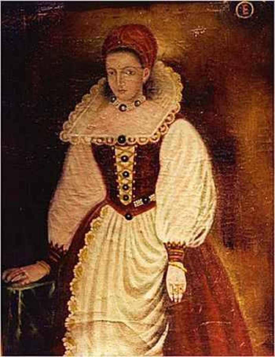 Elisabeth, also spelled Elizabeth, was infamous for drinking the blood of over two hundred woman, which sparked vampire rumors.