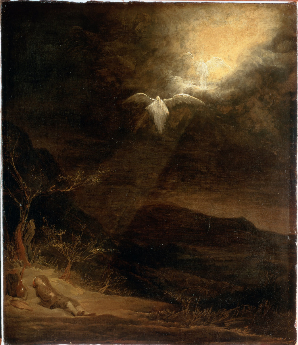 "Arent de Gelder's ""Jacob's Dream"""