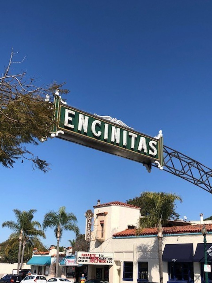 Eight Ways to Enjoy a Day in Encinitas, California