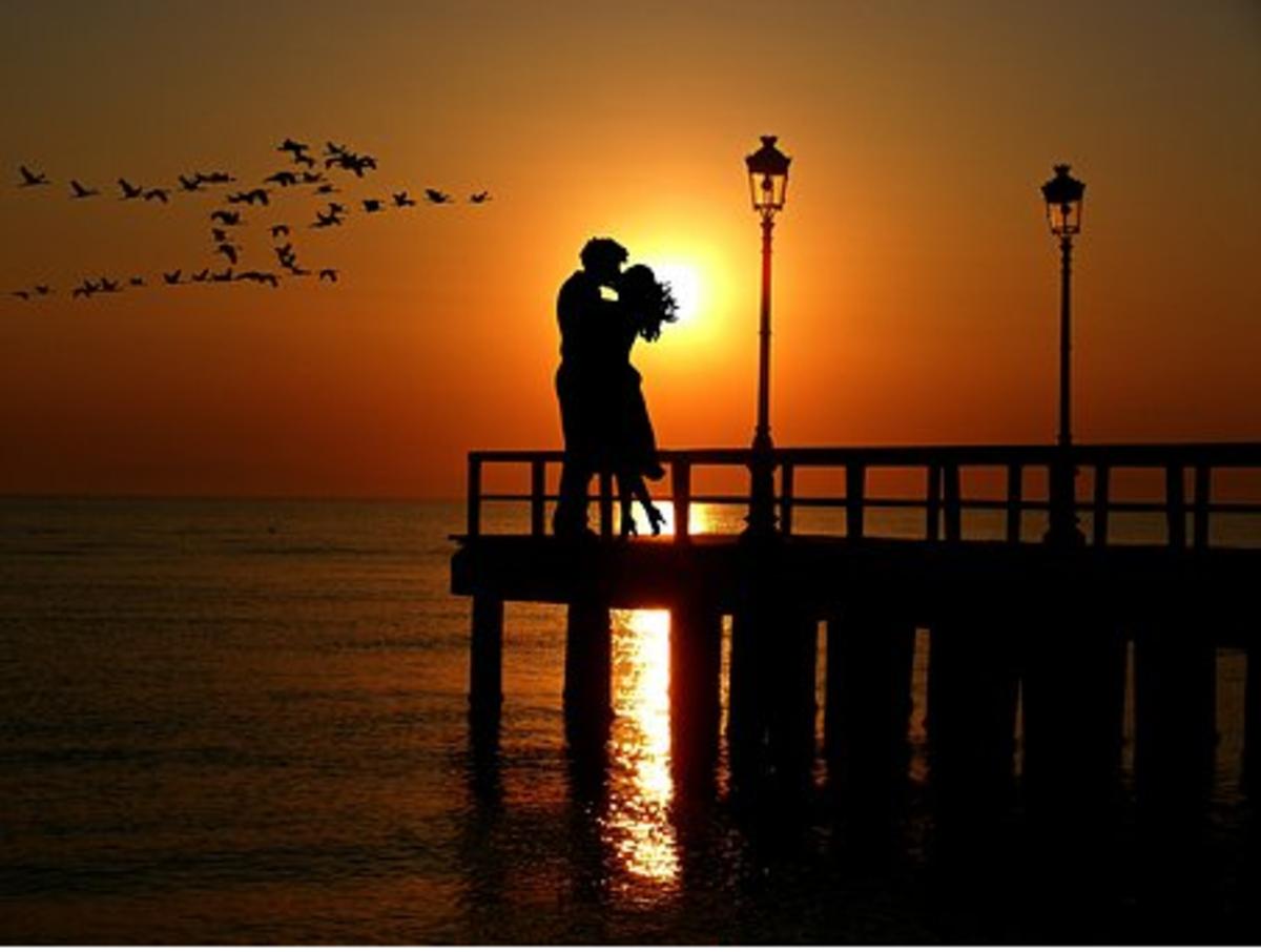 Libra romance.