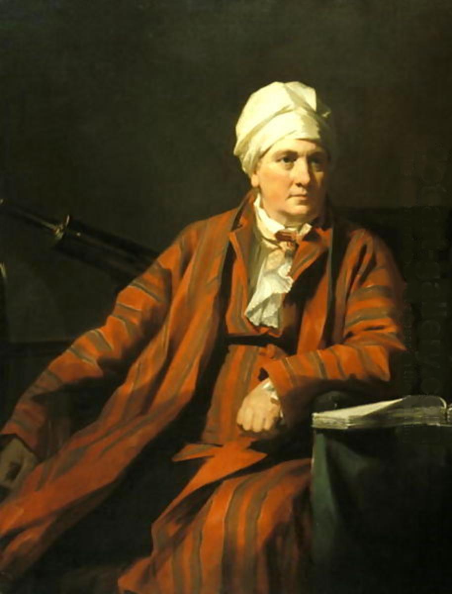 Portrait by Henry Raeburn