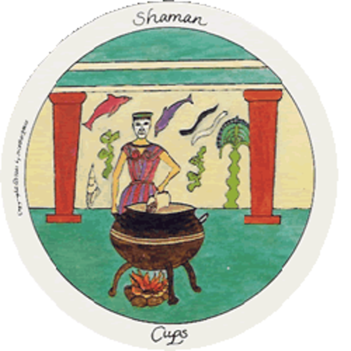 Shaman of Cups