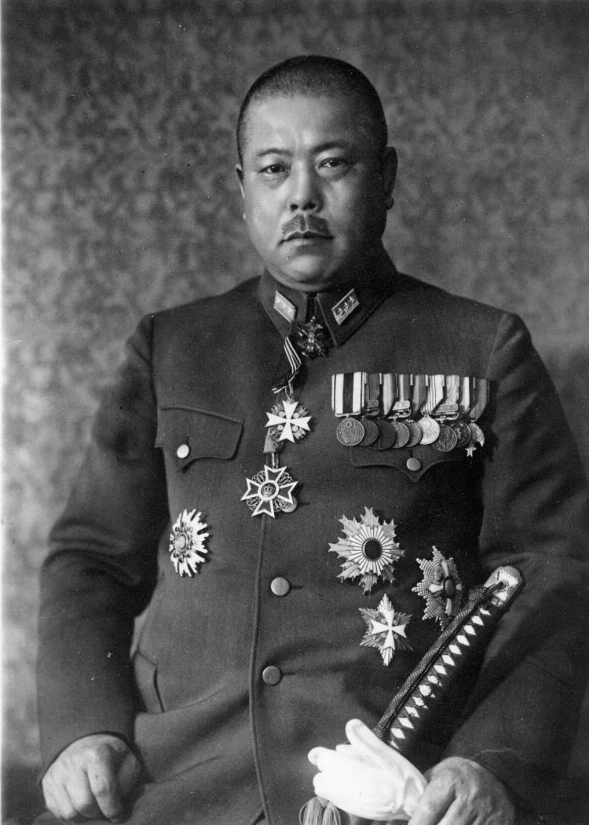 General Tomoyuki Yamashita was said to have hidden loot underground throughout the Philippines.