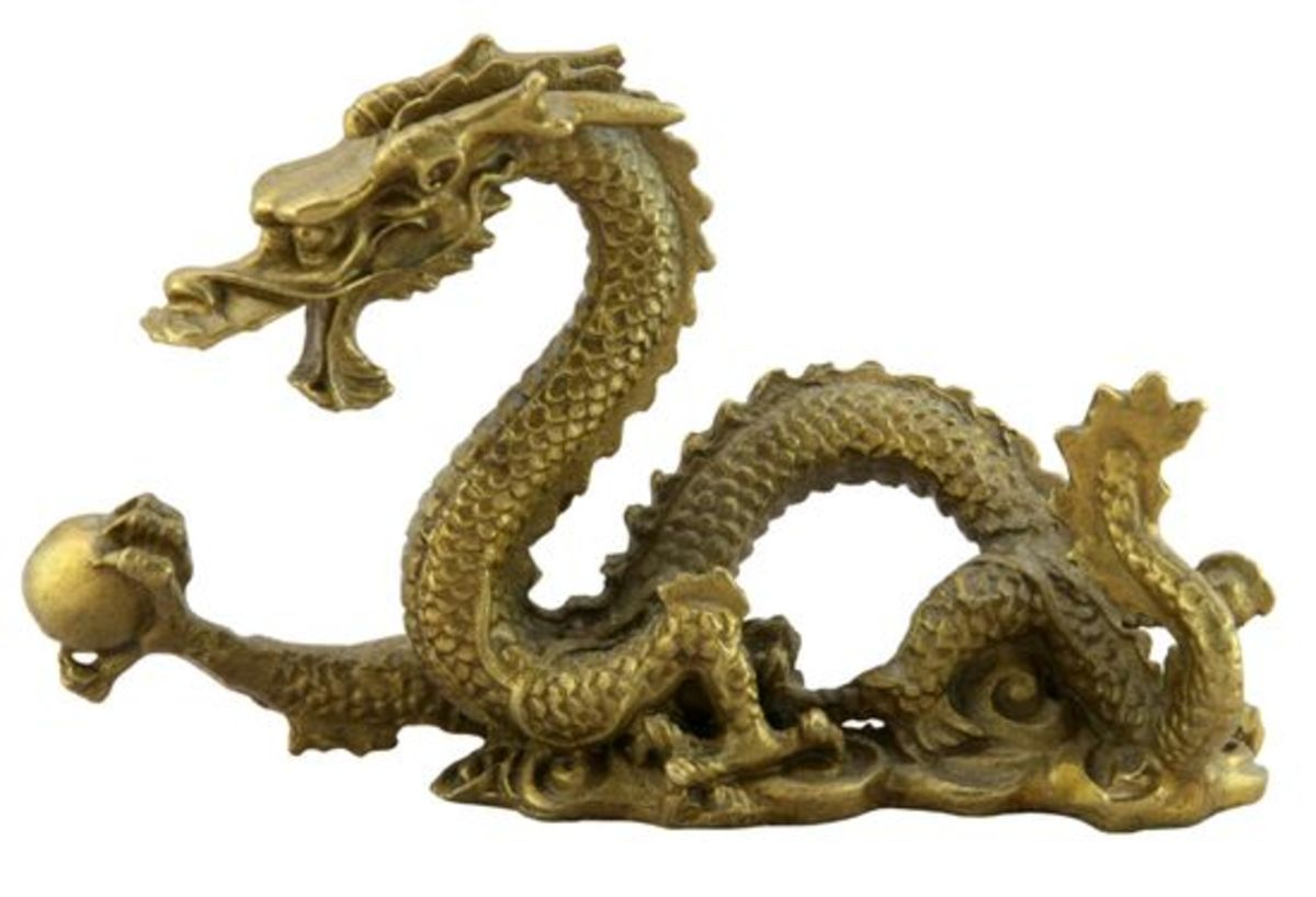 In Chinese tradition, dragons attract good fortune.