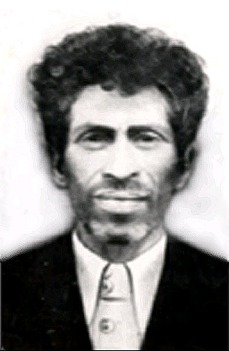 Zana's youngest Son Khwit who died in 1954