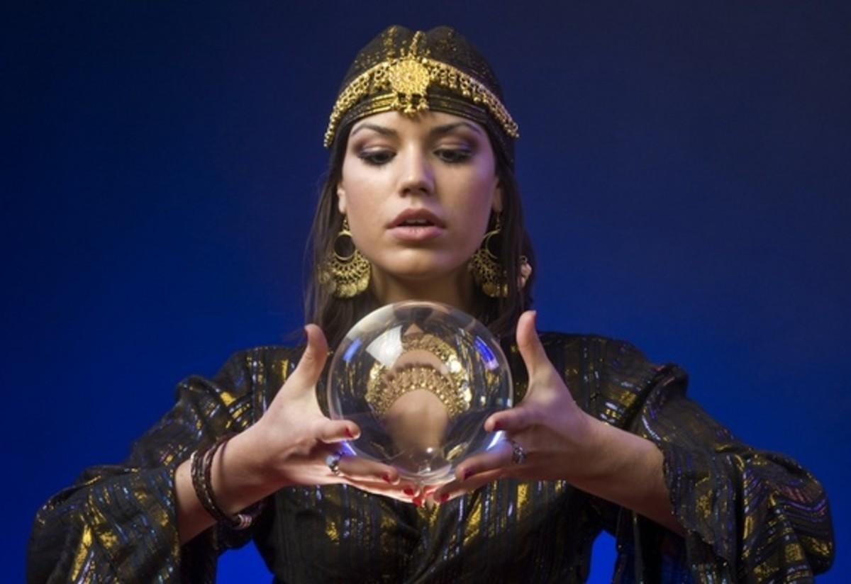 Fraud or true #psychic