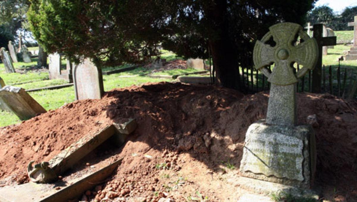 Disturbed Graves