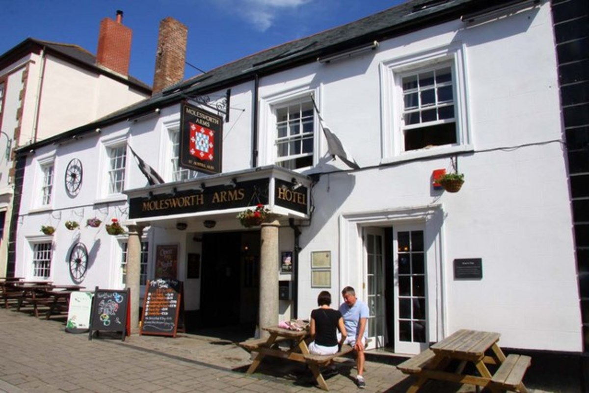 The Molesworth Arms Hotel, Wadebridge