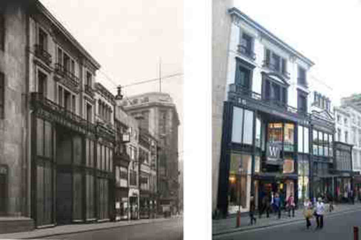 Bold Street Liverpool Then And Now forteantimes.com