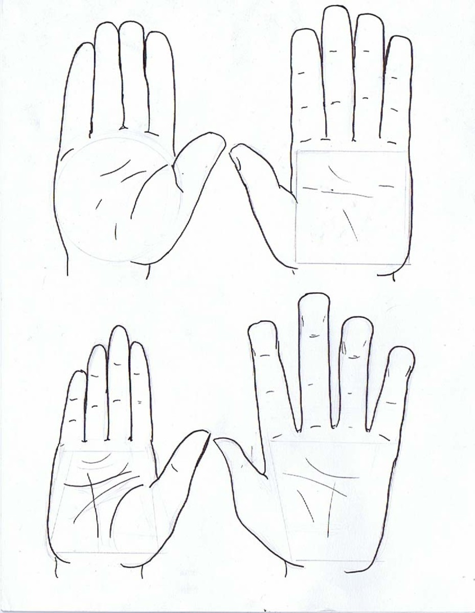 Reading Palms - Which Hand Do I Read?