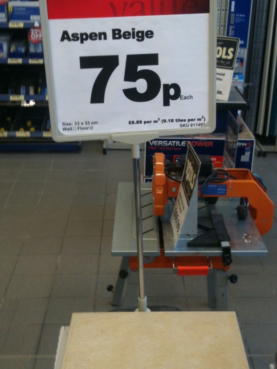 A bargain... something for nothing!