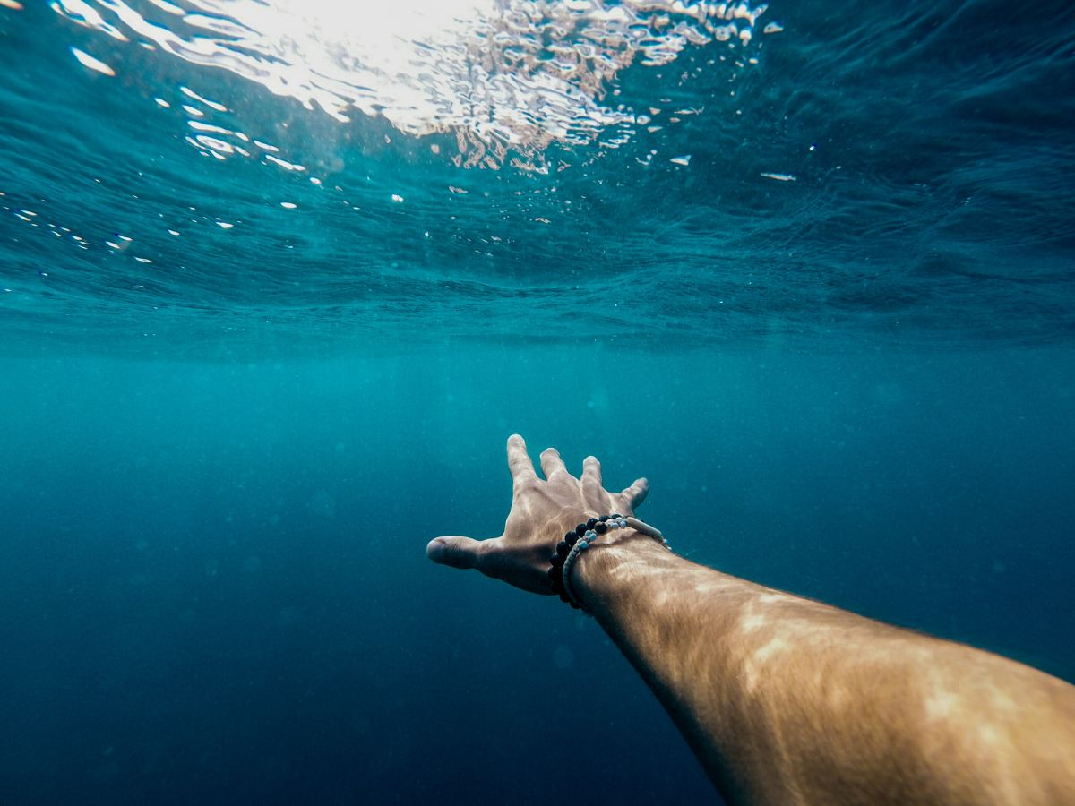 If, in your dream, you can breathe under water, this could be an indication that you have adapted to a difficult emotional situation.
