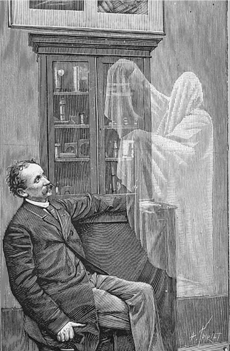 An intelligent haunting can be frightening, but most spirits are just trying communicate.