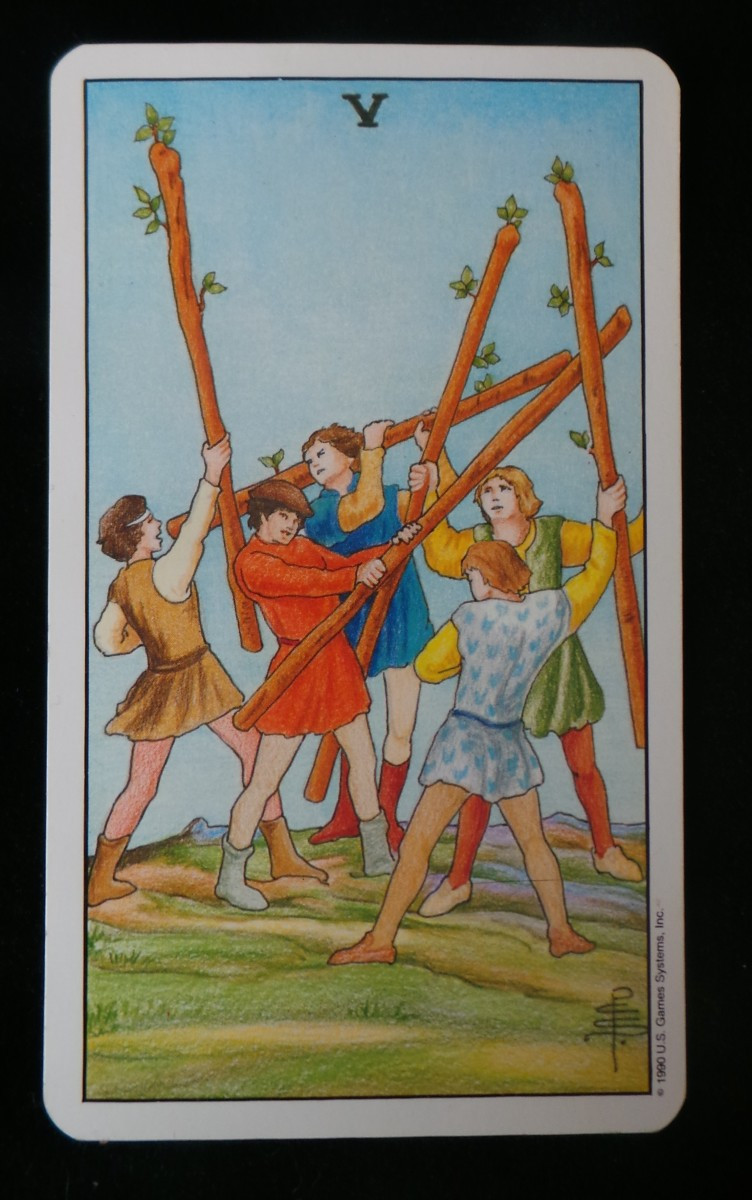 How to Read Fives in Tarot   Exemplore
