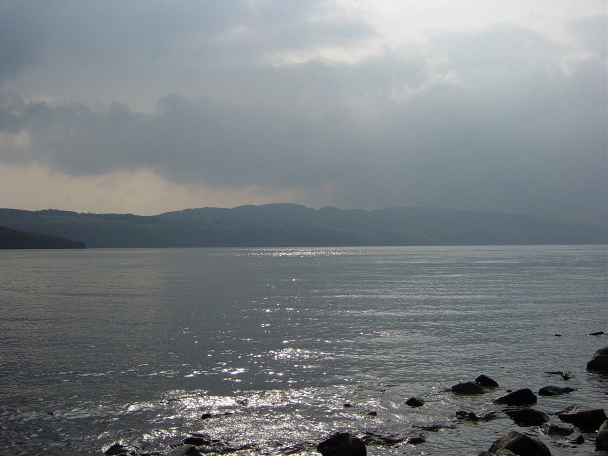 Loch Ness appears tranquil on the surface, but what lurks beneath the waves?