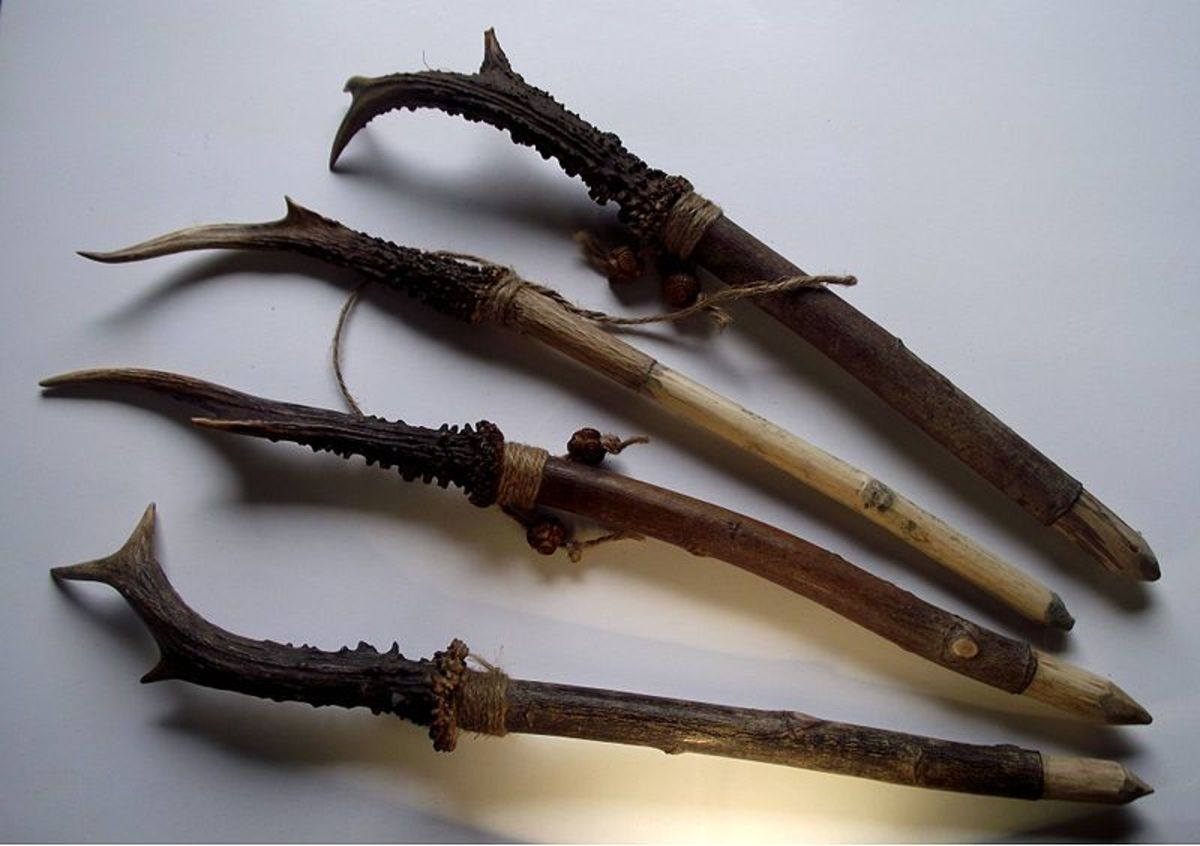 Example of wands