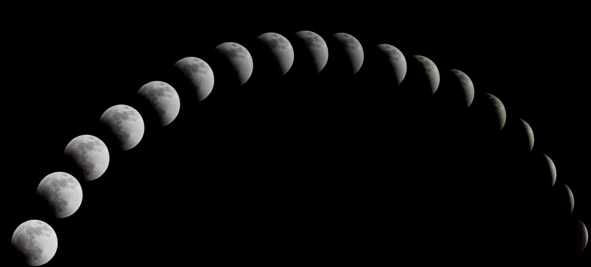 The phase of the moon in dreams can help interpret its meaning