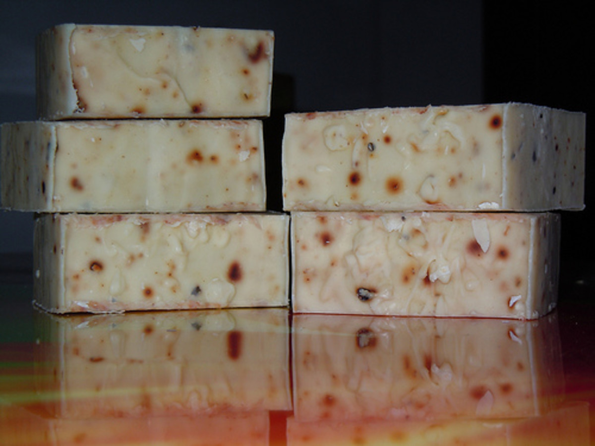Imbolc Soap