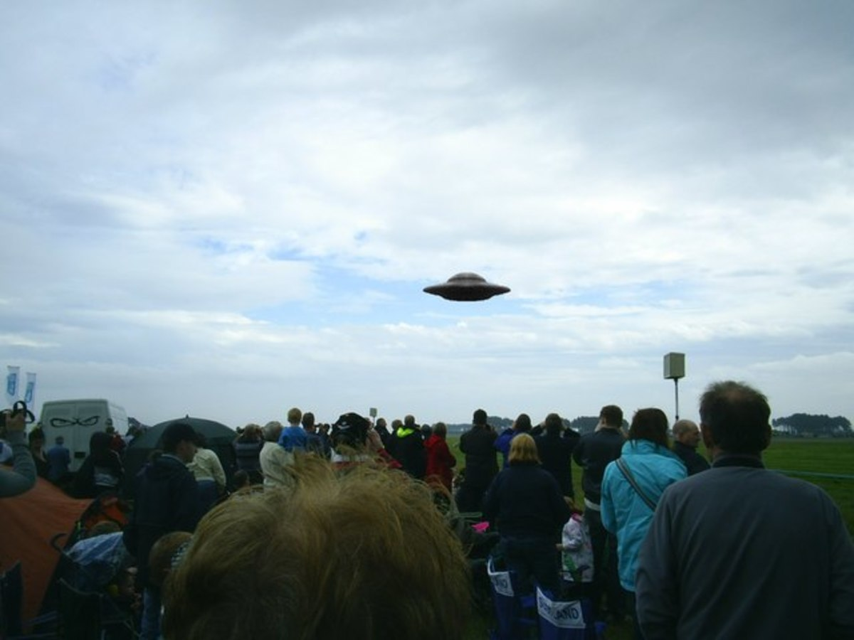 UFO DIsclosure may cause mass shock and disillusionment