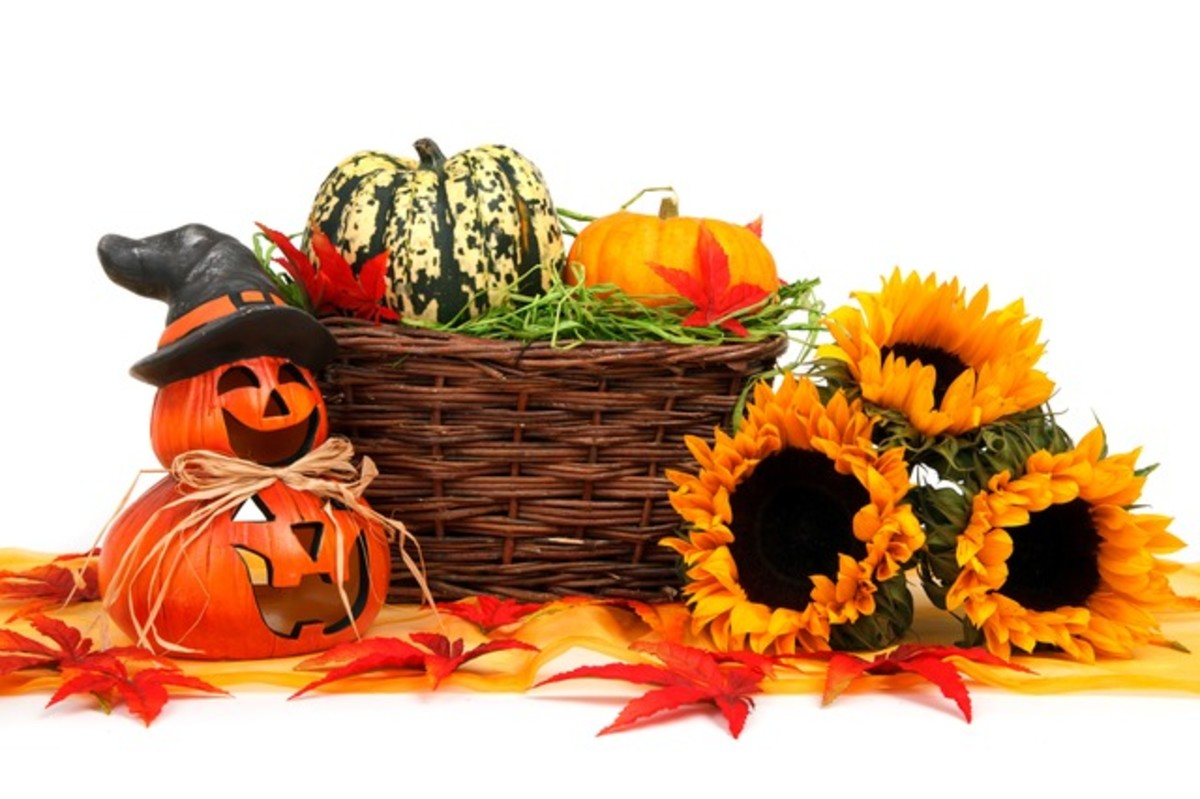 Samhain—the most misunderstood sabbat—is the Wiccan harvest season.