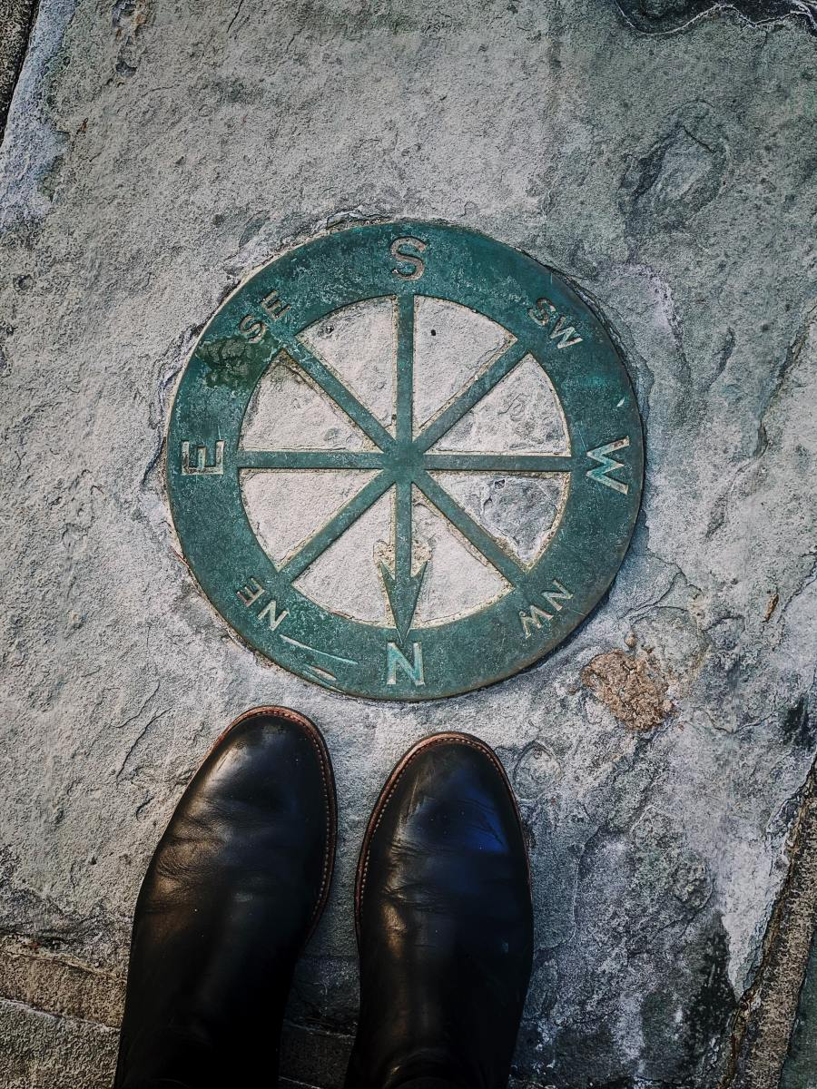 Wiccans assign specific meanings to the four directions.