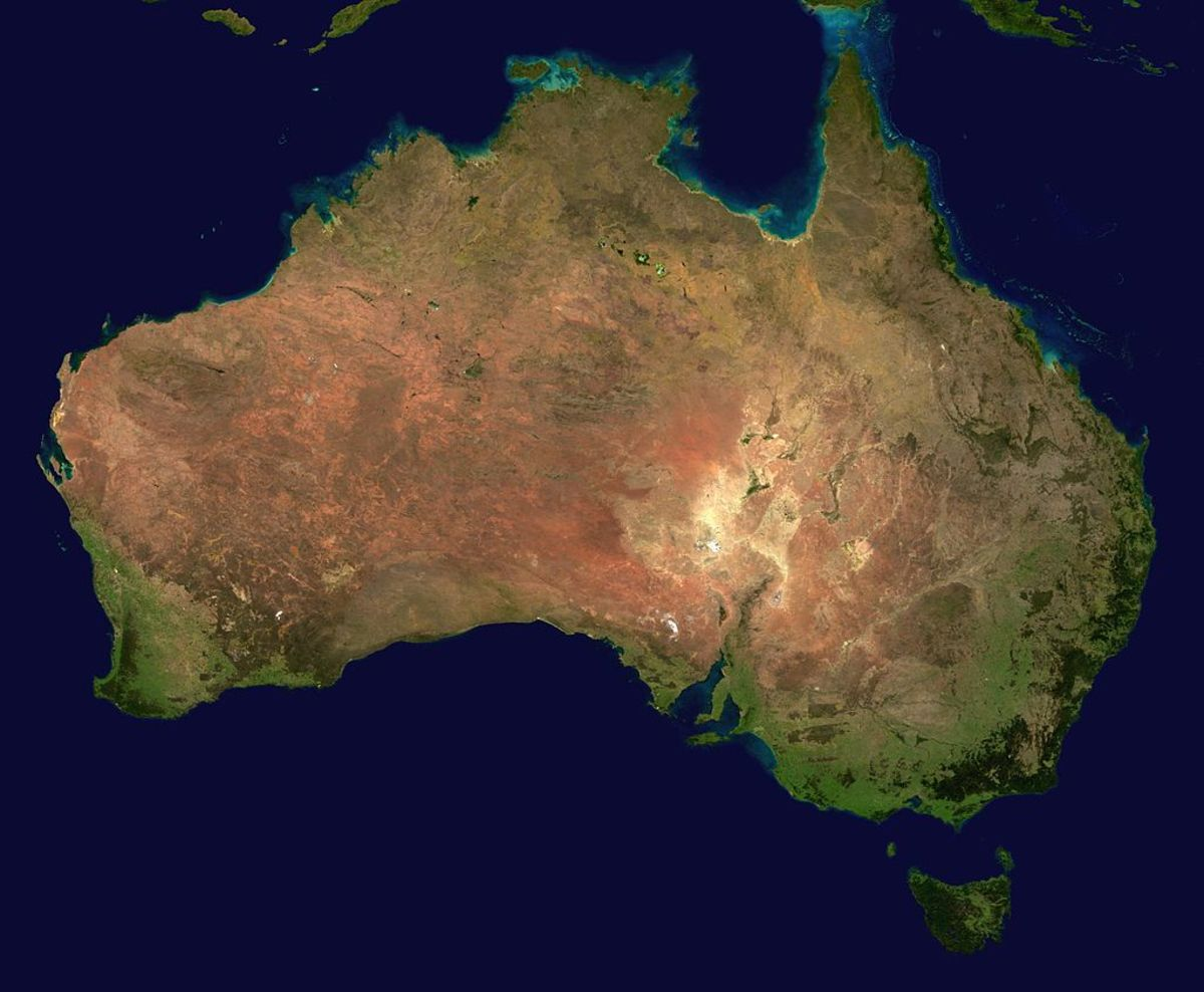 Australia is a huge continent. Could Bigfoot exist in Australia in the form of the Yowie?