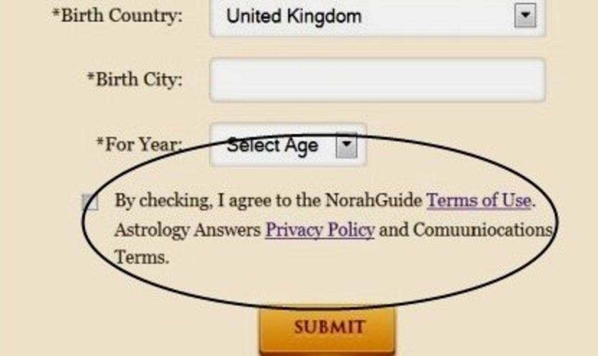 PremiumAstrology, owned by fake astrologer Norah, appears to be related to AstrologyAnswers.
