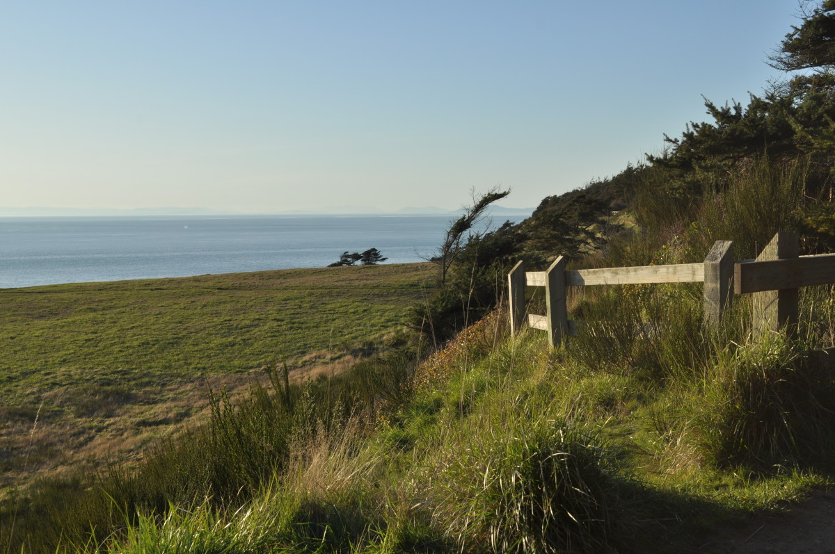 Fort Ebey State Park, Whidbey Island, Washington. Whidbey truly is an island paradise.