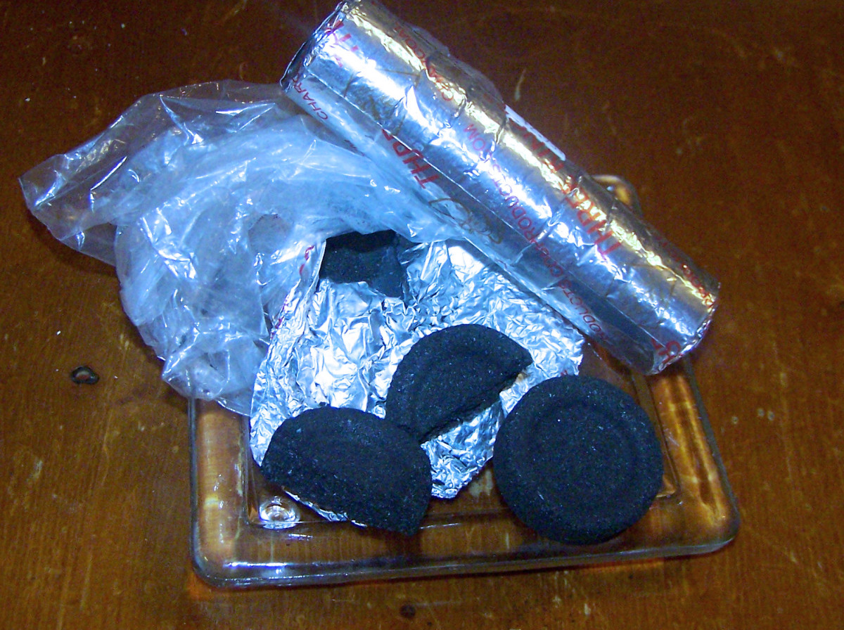 My Incense Coals