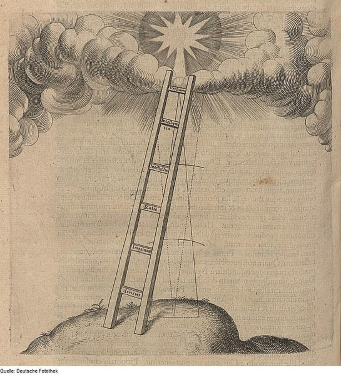 Walking under ladders is more than just dangerous for some superstitious people.