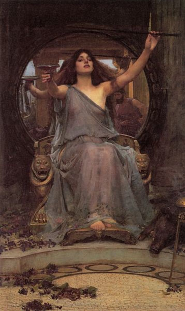 The Goddess Circe