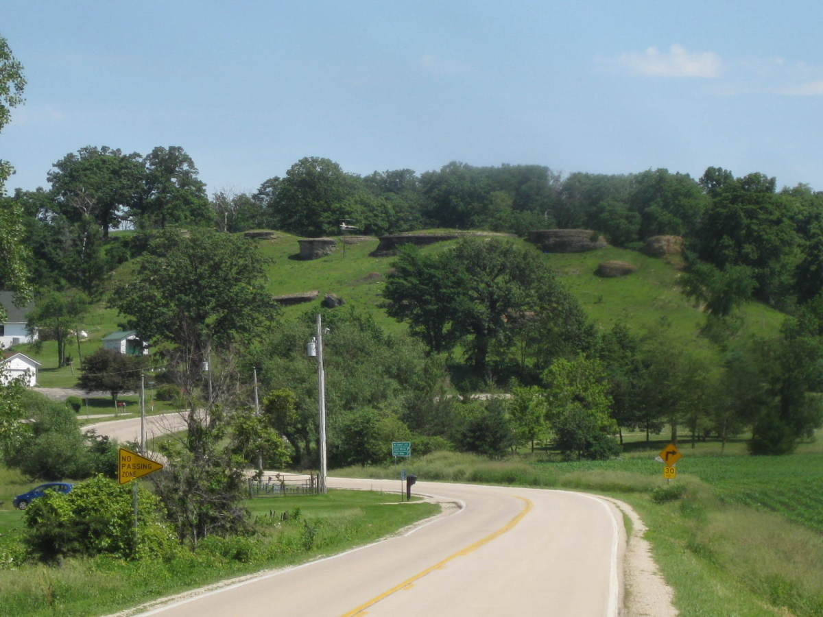 Scales Mound, Illinois has an abundant history, including the story of the Ably family.