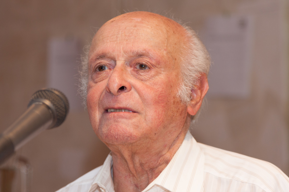 Buddy Elias—Anne Frank's Last Living Relative