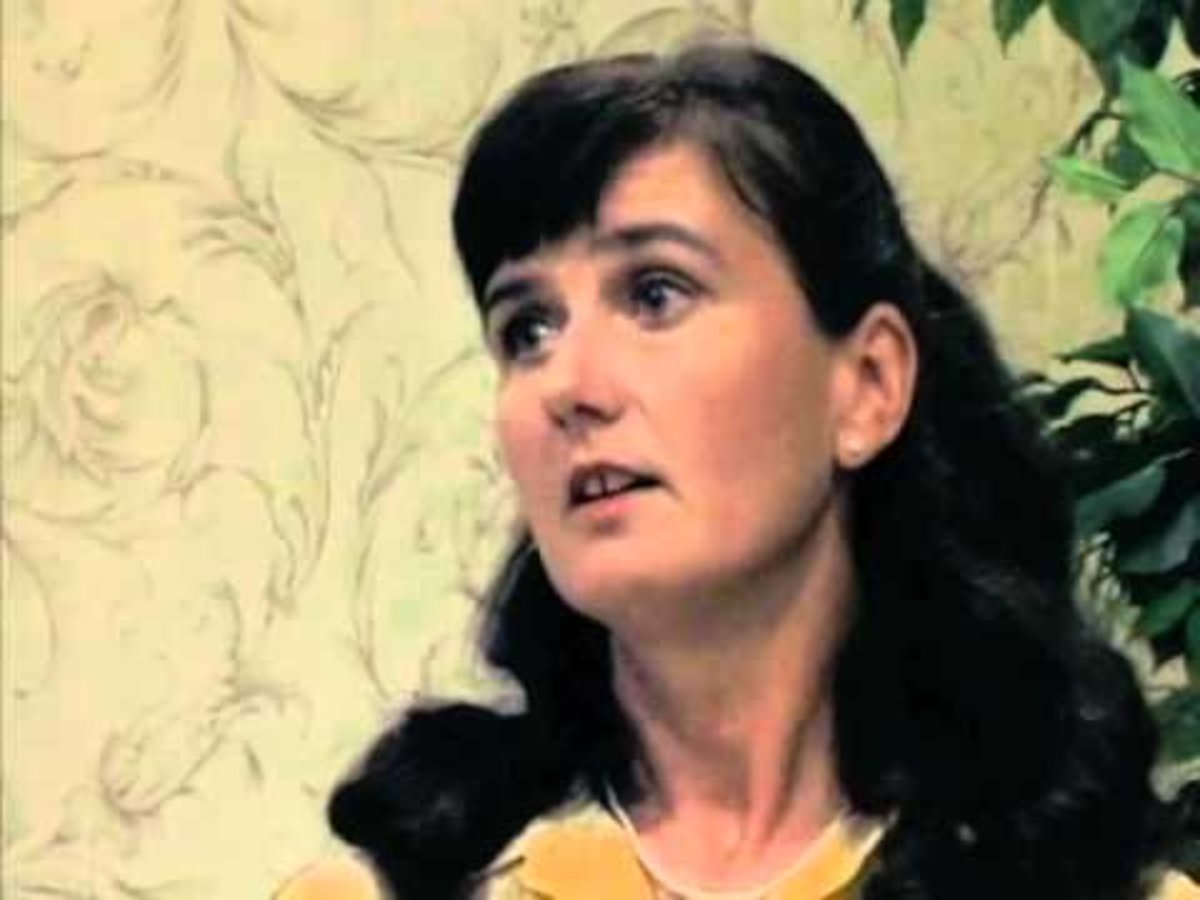 Barbro Karlen reincarnation of Anne Frank