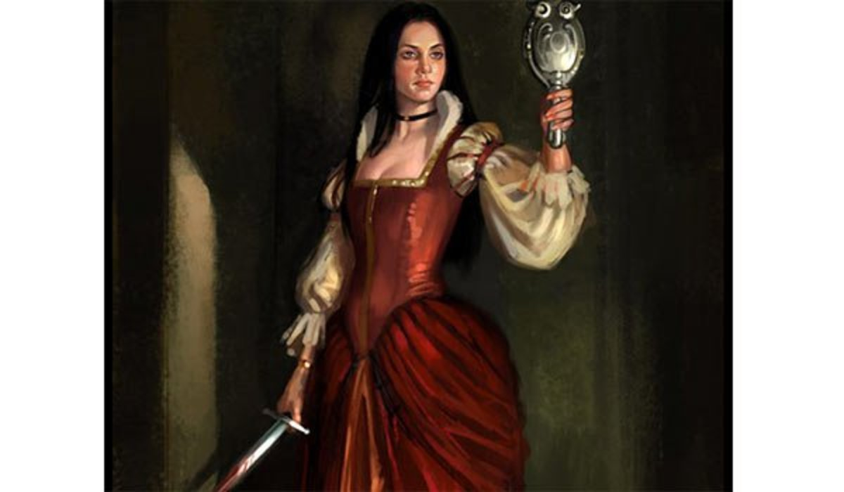 Countess Elizabeth Bathory