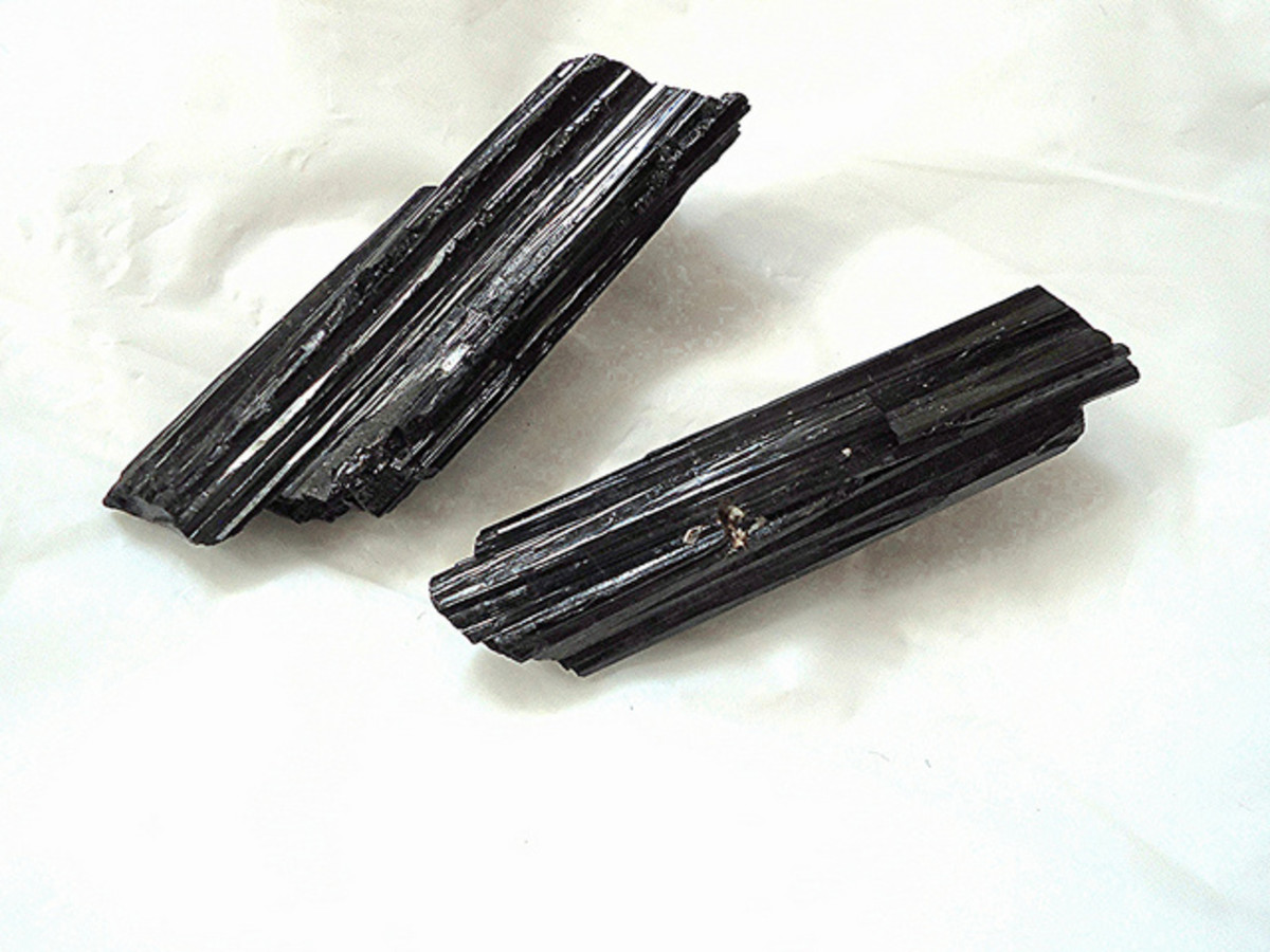 The Protection Stone - Black Tourmaline