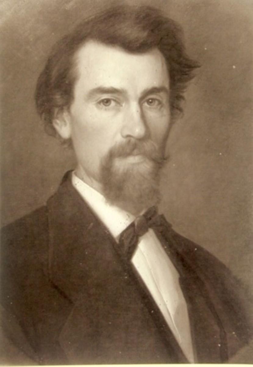 Major David Graham. Major Graham's Mansion | Haunted Places in Virginia