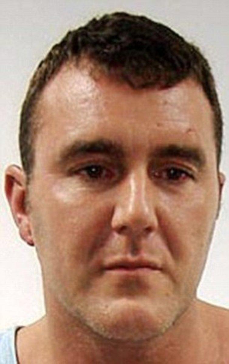 Carl's killer, Douglas (Gary) Vinter.