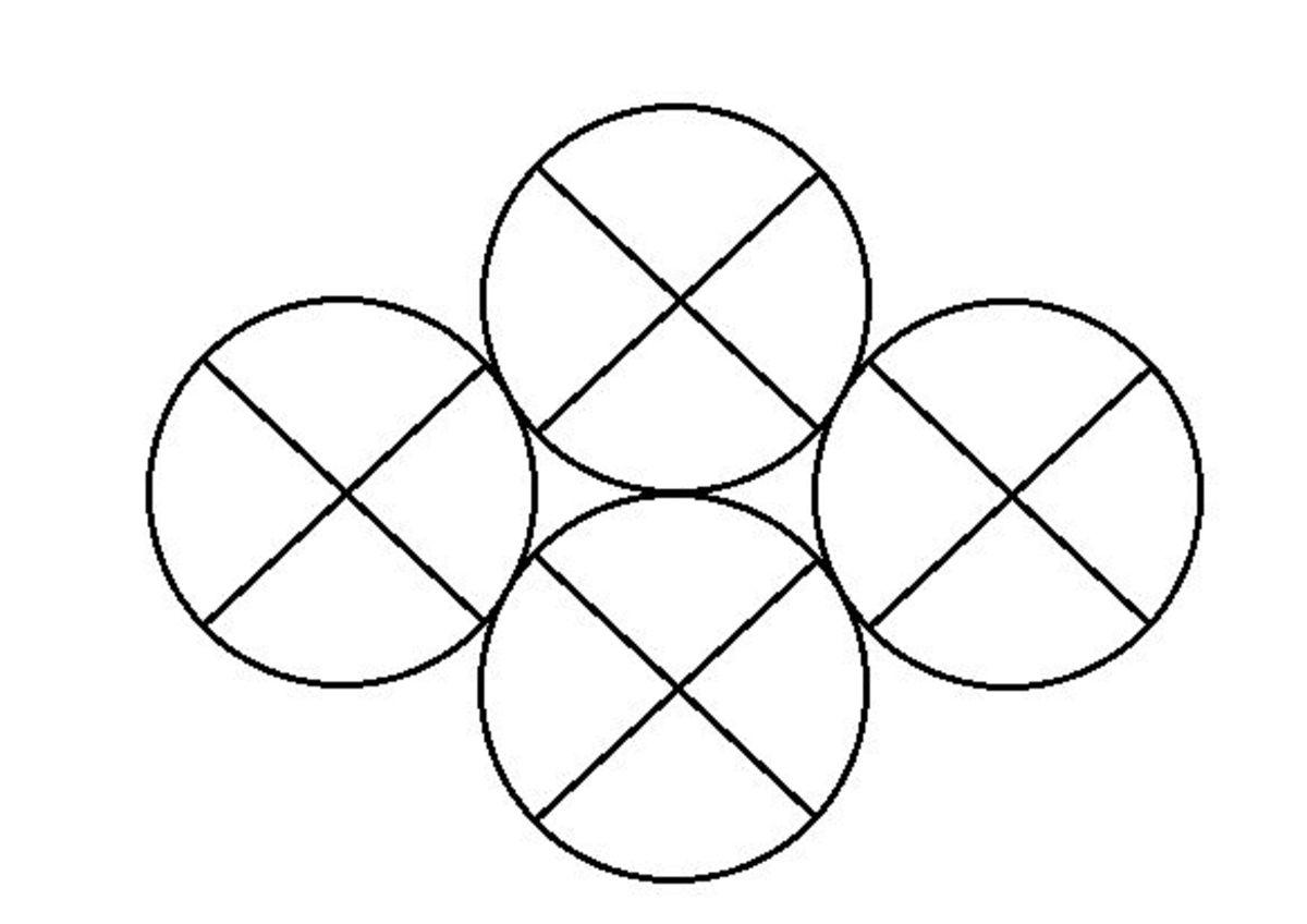 Magic symbol.