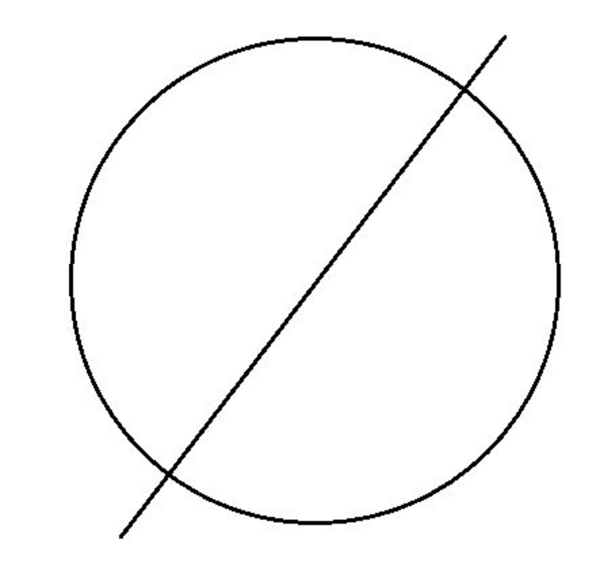 Magic Circle symbol.