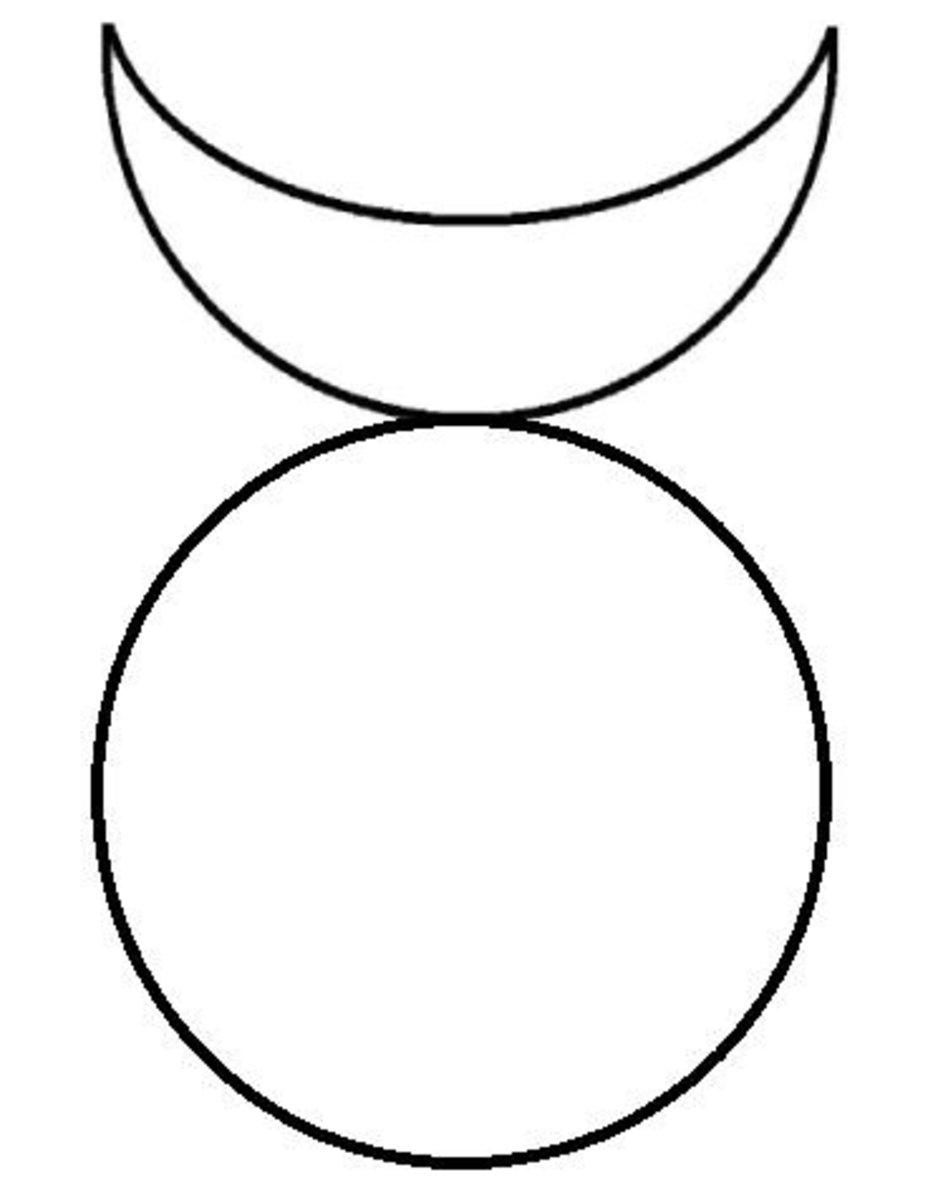 Horned God symbol.