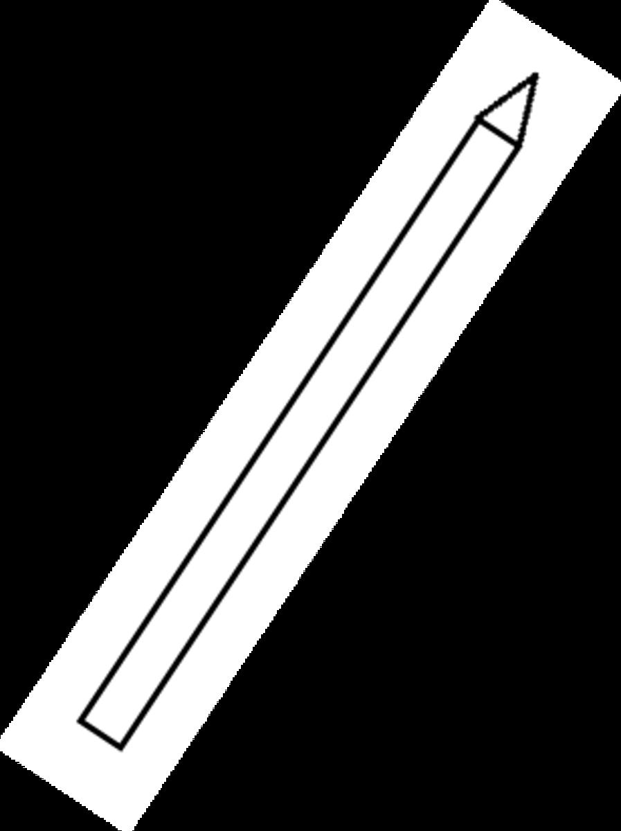 Wand symbol.